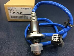 Subaru 2006-2007 WRX 2004-07 STi 04-08 Forester XT Air Fuel Ratio Sensor OEM New