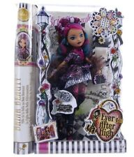 NEW OFFICIAL MONSTER HIGH BRIAR BEAUTY EVER AFTER HIGH SET
