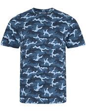 BASIC Camuflaje Camiseta Tarn Ejército multicolor Militar jt034