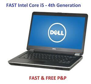 GAMING LAPTOP DELL Lattitude E6440 Core i5 480GB SSD 4th Gen Notebook Windows 10