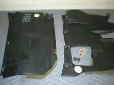 1982-89 CAMARO FIREBIRD SET LIGHTED UNDER DASH INSULATOR HUSH PANEL PLASTIC