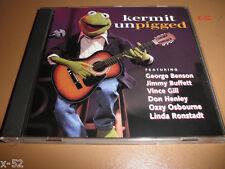 The MUPPETS cd KERMIT unpigged JIMMY BUFFETT vince gill OZZY osbourne RONDSTADT
