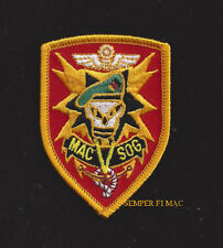 MACV SOG HAT PATCH  US ARMY SPECIAL FORCES Military Assistance Command VIETNAM
