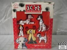101 Dalmatians figurine gift set, Disney; Applause NEW