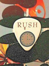RUSH Alex Lifeson 2011 Time Machine Tour guitar pick (white)