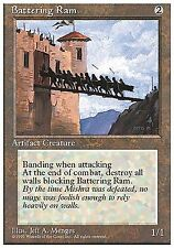 Battering Ram X4 EX/NM 4th Edition MTG Magic Cards Artifact Common