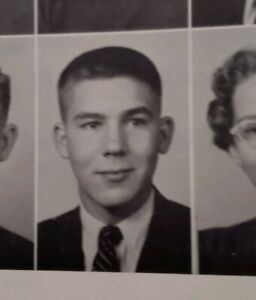 Hunter S Thompson Senior High School Yearbook 1955  Fear & Loathing Rare Rare