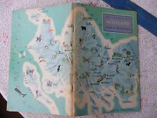 1968.SCOTLAND (USA Colour Publication) By American Geographical Society. VG.COND