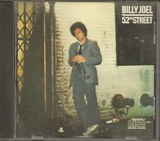 BILLY JOEL 52nd Street NEW CD 9 track JAPAN Holland NO BARCODE