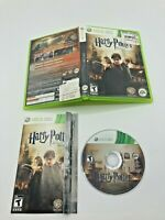 Microsoft Xbox 360 CIB Complete Harry Potter and the Deathly Hallows: Part 2