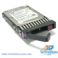 459889-002 HP 72-GB 3G 15K 2.5 DP SAS 2 Pack