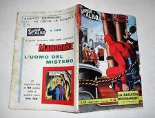 SUPER ALBO 151  L'UOMO MASCHERATO la ragazza dei diamanti ( 1965)