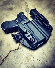 "Glock 19/Inforce APLc  ""ARSENAL"" Appendix IWB Kydex Concealed Carry Holster"