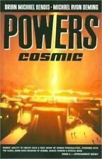 Powers Volume 10 Cosmic TPB/Trade Paperback Icon Brian Michael Bendis