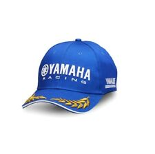 Official 2018 Yamaha Racing Paddock Blue Laurel 'Sakai' Adults Baseball Cap