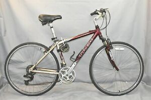 2005 Trek Multitrack 7100 Comfort Hybrid Bike 44.5cm X-Small SRAM 3.0 US Charity