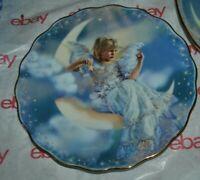 RECO HEAVEN'S LITTLE STAR Sandra Kuck 1999 Plate BRADFORD Exchange 1st Issue LTD