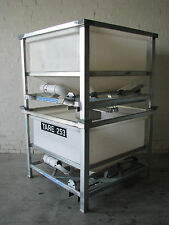 Stackable IBC Hopper Feeder - 730L