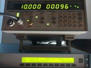 DATUM GPS TIME CODE & FREQUENCY GENERATOR  GPSDO