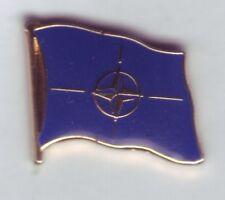 Nato Flaggenpin,Flagge,Pin, Badge Flag