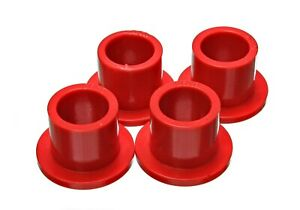 Energy Suspension Rack And Pinion Bushing Set Red For 02-05 Dodge Ram #5.10103R