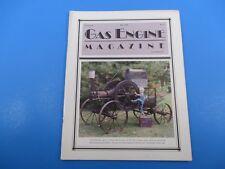 Gas Engine Magazine May 2000 10-HP IHC Mogul Engine S.Harman MD Vol 35 #5 M2743