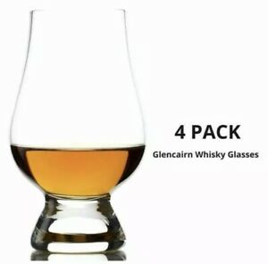 Glencairn Whisky Glass Set of 4 - NEW