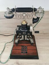 ANCIEN TELEPHONE REPLICA ERICSSON LM STOCKHOLM Tour Eiffel OLD PHONE TOWER Suiss