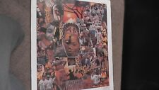 Walden African Women Tribal Genuine Lithograph Canvas Print Artistic Impressions