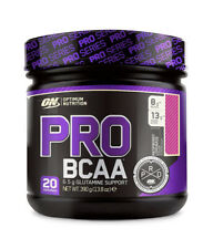 Optimum Nutrition ON Pro BCAA Pro Series - 390G - AMINO ACID Raspberry Lemonade