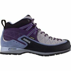 Asolo hiking womans  walking gore-tex Boot  silver/ lilac eu 39 1/3 bnib