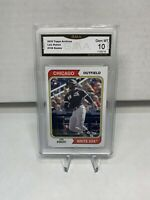 LUIS ROBERT 2020 TOPPS ARCHIVES #159 RC GEM MINT GMA 10 INVEST WHITE SOX 📈💎🔥