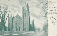 ELIZABETH NJ – Westminster Church – udb – 1906