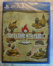 The Flame in the Flood Sony Playstation 4 PS4 Limited Run Games New Sealed