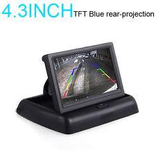 "New 4.3"" LCD Car Rear View Backup Parking Monitor Sensor DVD/GPS/TV Media Screen"
