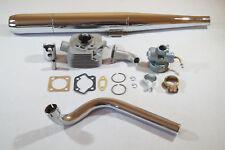 Kreidler Florett K54 LF LH TM OM OMB 50ccm Tuning Kit Zylinder Auspuff Vergaser