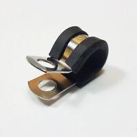P Clip Câble 16 mm Bundle Noir Vis Acier Plaqué Pince RS 186-5381 P//Clip 16 x 1