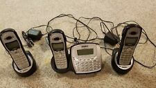 Uniden Tru8885 5.8 Ghz Cordless Phone - Base plus Three handsets
