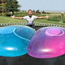 110cm Big Amazing Bubble Ball Water-filled Interactive Rubber Balls Outdoor 2019