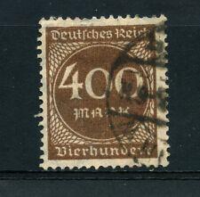 1923 - LOTTO/17860 - GERMANIA REICH - 400m. BRUNO - USATO