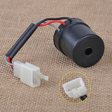 3 Wires Black Turn Signal Relay Flasher Fit For GY6 50-250cc Moped Scooter ATV
