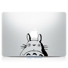 Totoro Vinyl Decal Sticker Skin Macbook Air Pro Decals Stickers 13 15 17 in 228