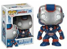 Funko POP Marvel Iron Man Movie 3: Iron Patriot Action Figure - NIB