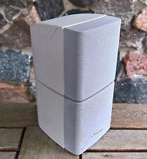 Bose Doppelcube Acoustimass Lautsprecher Satelliten Cube Lifestyle Würfel 10 15