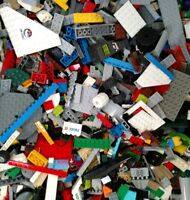 Bulk Lot Of 2 Pounds Lego Bricks Pieces Parts Ninjago Star Wars City 100% Lego