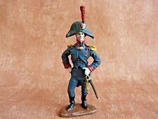 Soldat de plomb napoléonien - Artillerie corps des armuriers capitaine 1805