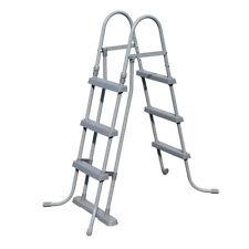 Pool-Sicherheitsleiter für Auftsellpools bis 107 cm 2 x 3 Stufen
