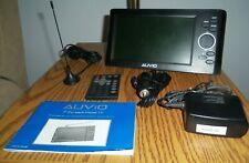 "Auvio ~ (Model #16-906) ~7"" Portable Handheld Widescreen Lcd Digital Television"