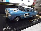 MERCEDES BENZ 300SE W111 Heckflosse Racing 24h Spa 1964 Winner #102 IXO 1:43