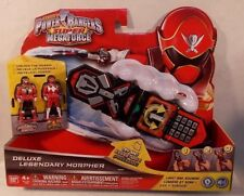 Power Rangers Super Megaforce Deluxe Legendary Morpher Lights & Sounds (MIB) US